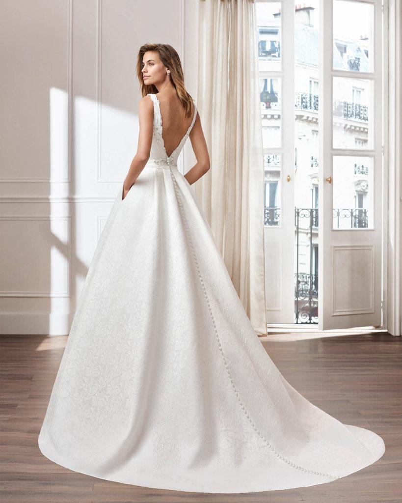 969d8f30d Tipos de telas  Guía para elegir tu vestido de novia