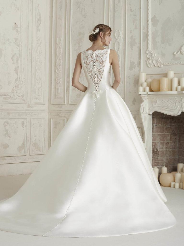 Vestido de novia de Mikado