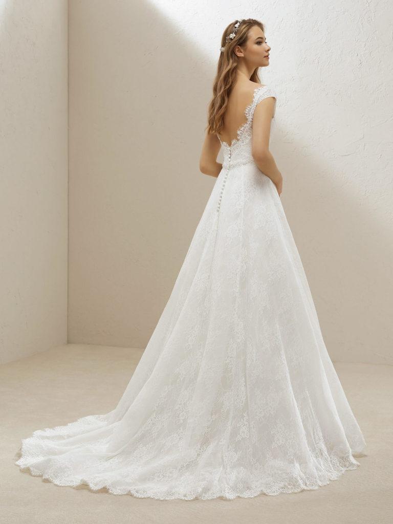 4ae58cba3a Tipos de telas  Guía para elegir tu vestido de novia