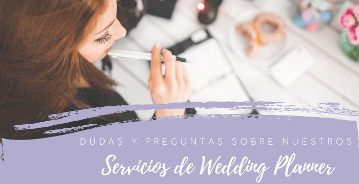 Dudas sobre si contratar a una Wedding Planner