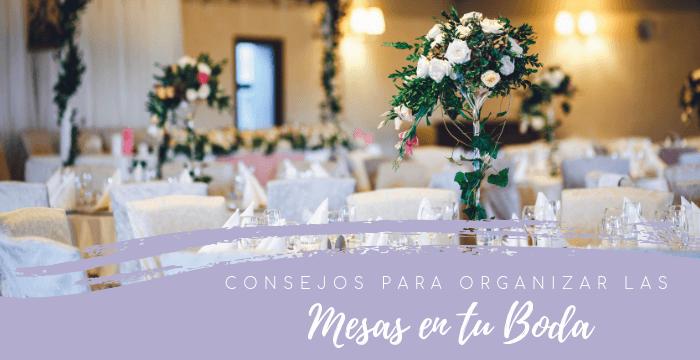 Cómo organizar el seating en tu boda