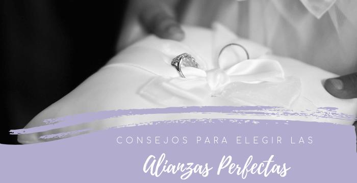 Cómo elegir los anillos de boda perfectos