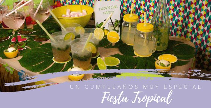 Fiesta Tropical de Cumpleaños