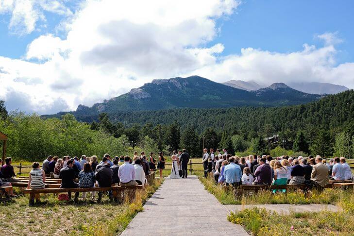 Lugar de celebración de una boda respetuosa con el medio ambiente