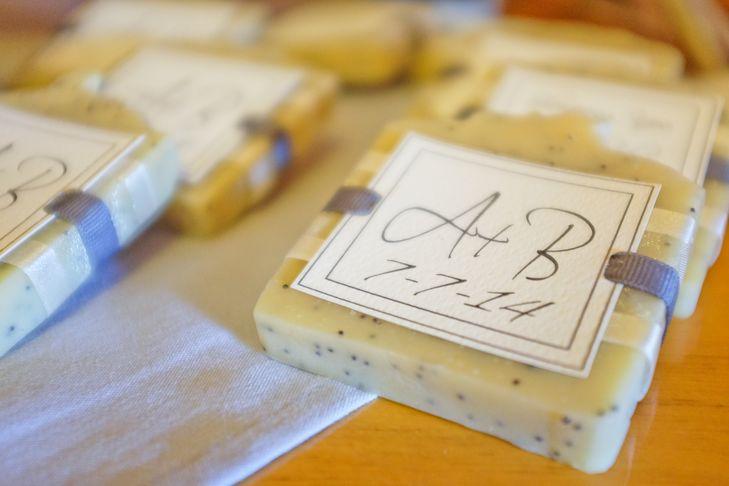Detalle sostenible para los invitados a una boda
